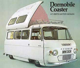 commer coaster