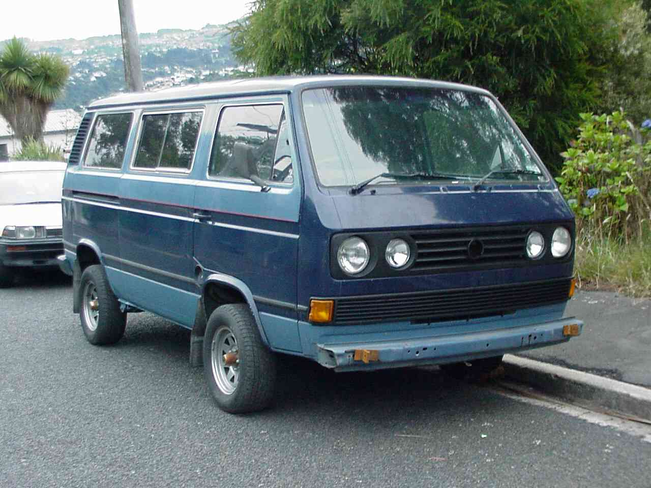 1984 Caravelle minus drivetrain awaiting conversion
